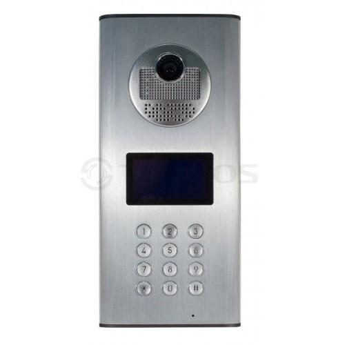 Многоквартирные видеодомофоны