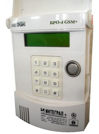 БРО-4-GSM + ETHERNET Объектовый радиоканальный