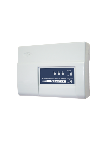 Гранит 3 с IP регистратором событий Прибор приемно-контрольный и управления охранно-пожарный
