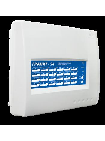 Гранит 24 Прибор приемно-контрольный и управления охранно-пожарный