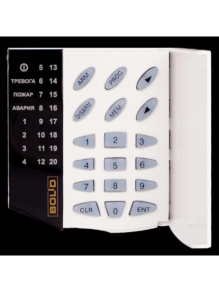 С2000-КС Приемно-контрольный прибор
